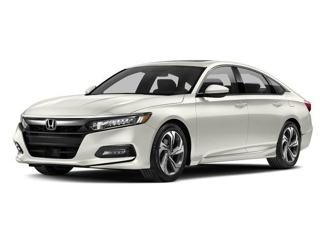 Honda Accord Sedan >> 2018 Honda Accord Sedan Ex 1 5t Cvt Honda Dealer Serving Edison Nj