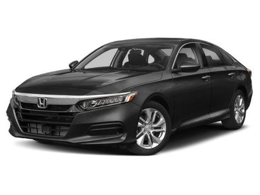 Honda Accord Lx >> 2019 Honda Accord Lx 1 5t Cvt