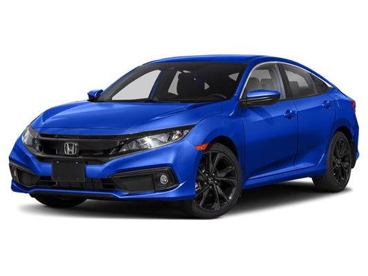 2019 Honda Civic Hatchback Sport Cvt In Edison Nj Open Road