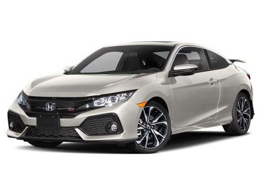 Used Honda Civic Si >> 2019 Honda Civic Si Coupe Manual