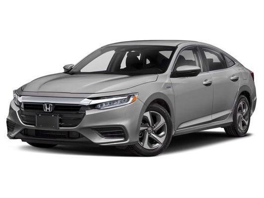 Honda Dealerships In Nj >> 2020 Honda Insight Ex Cvt