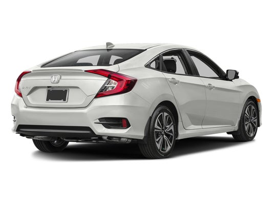 2016 Honda Civic Sedan 4dr Cvt Ex T In Edison Nj Open Road