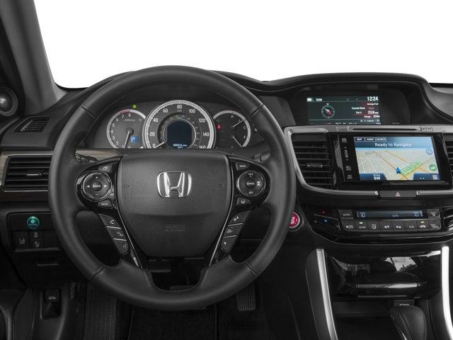 2016 Honda Accord Sedan 4dr V6 Auto Ex L W Navi Honda Sensing Pzev