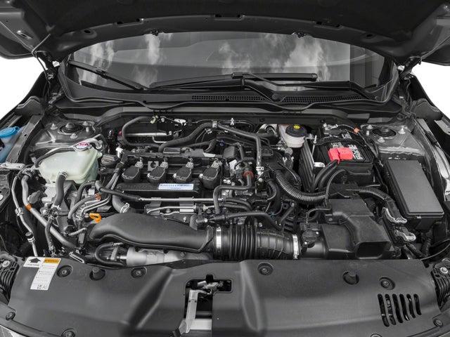 2018 Civic Hatchback Sport