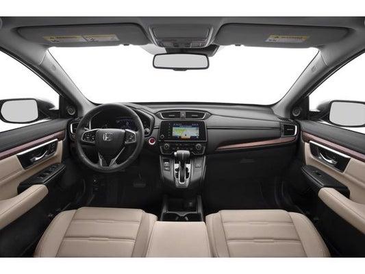 2019 Honda Cr V Touring Awd