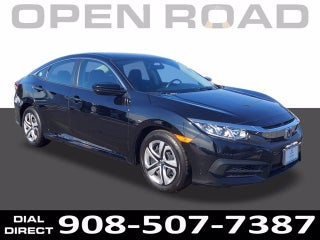 Used Honda Civic Sedan Edison Nj